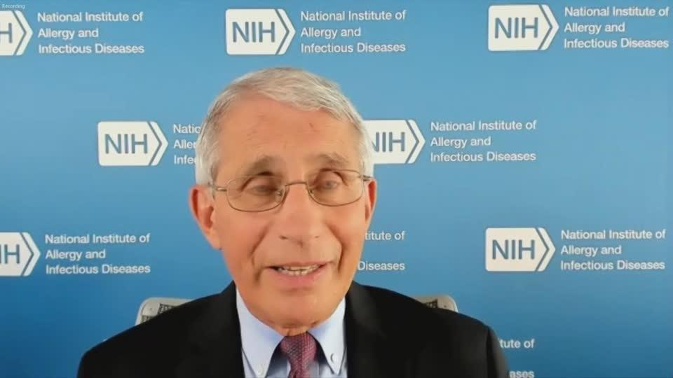 Fauci: No 'indication' of WH pressure on vaccine