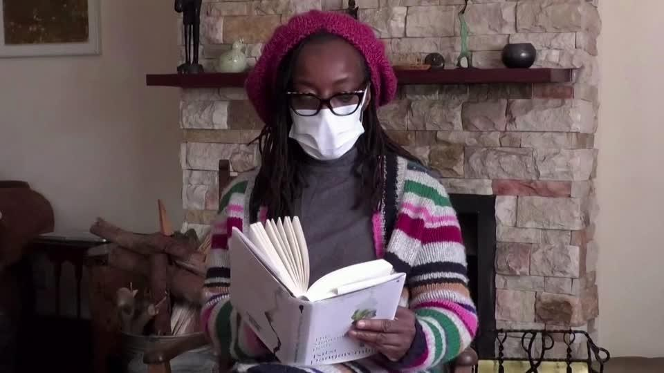 Zimbabwean novelist decries state 'chokehold'