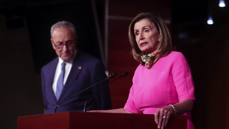 Pelosi, Mnuchin signal openness to resume aid talks