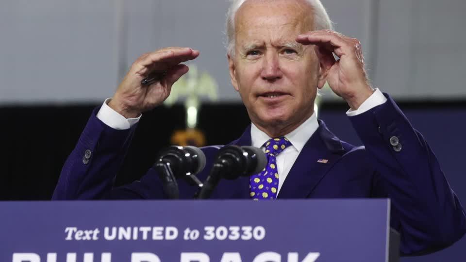Biden may name running mate this week -source