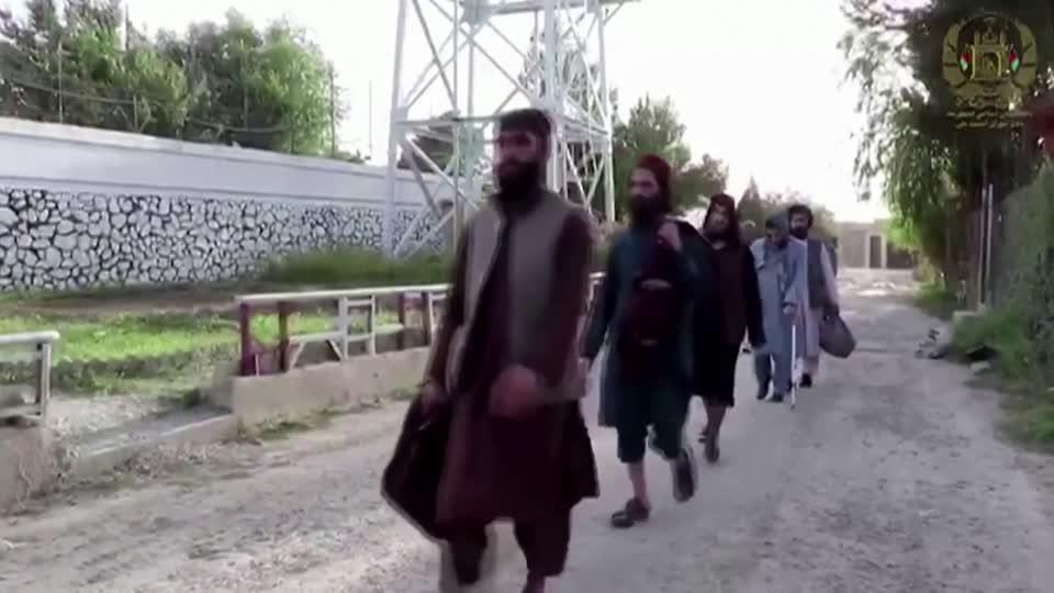 Afghan govt begins releasing last Taliban prisoners