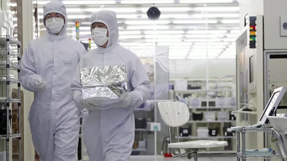 S. Korea aims for semiconductor self-sufficiency