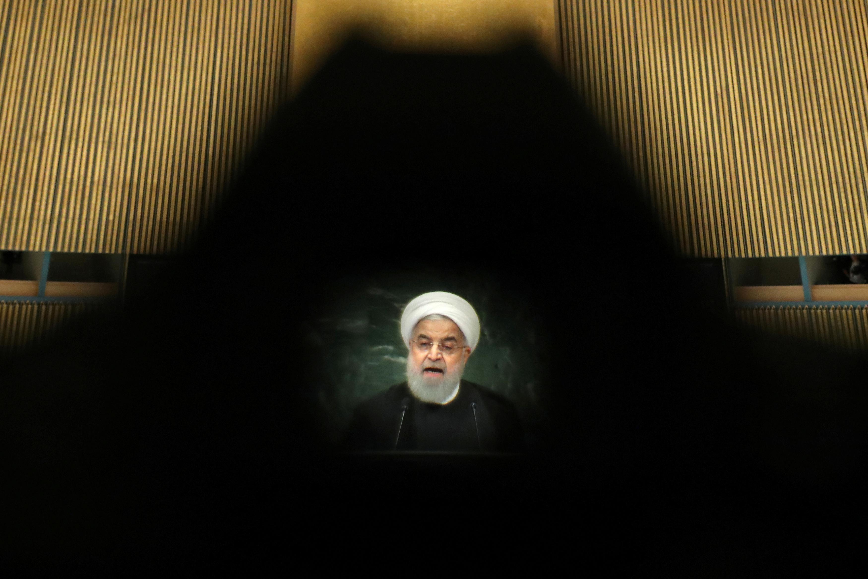 U.S. to fire off new sanctions over Iran - source