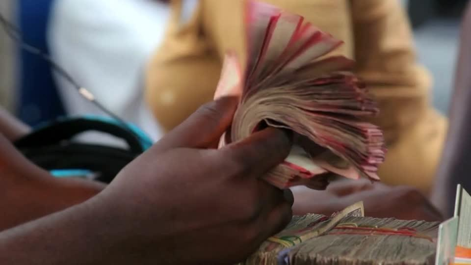 How tax evasion is 'robbing' Africa
