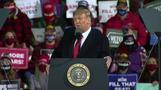 Trump: 'I took the fight to Biden' in debate