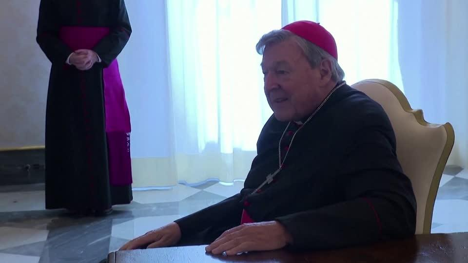 Vatican allegedly transferred funds amid Pell trial