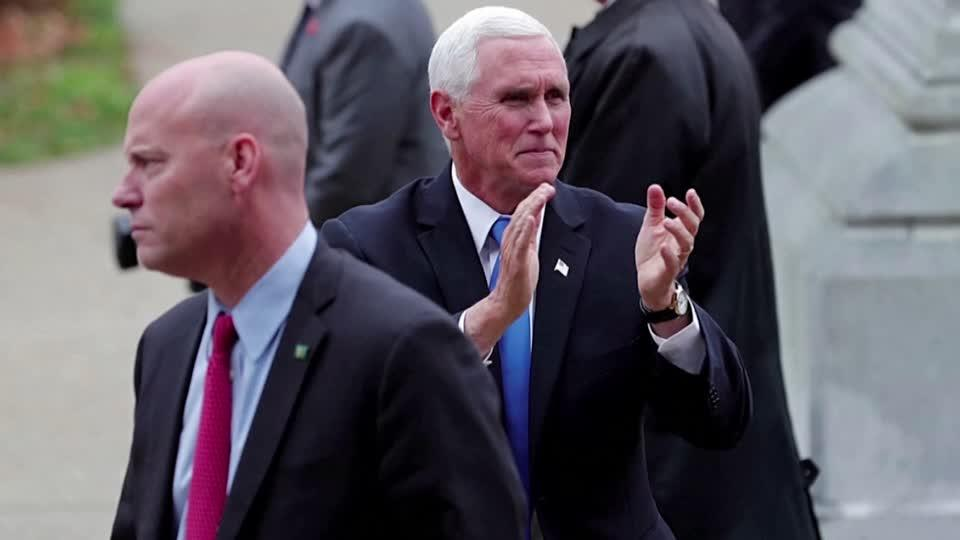 Pence aide tests positive for coronavirus