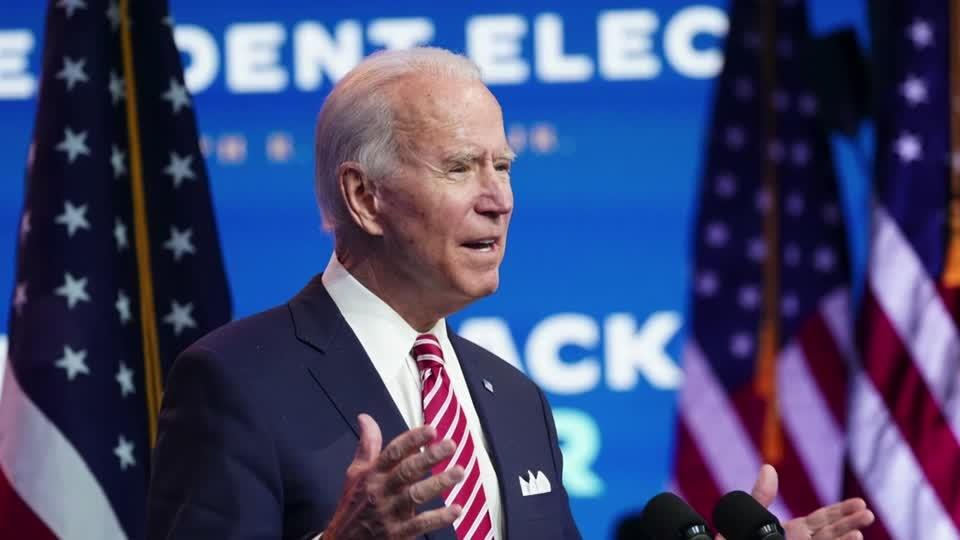 Biden names top White House aides as Trump stonewalls