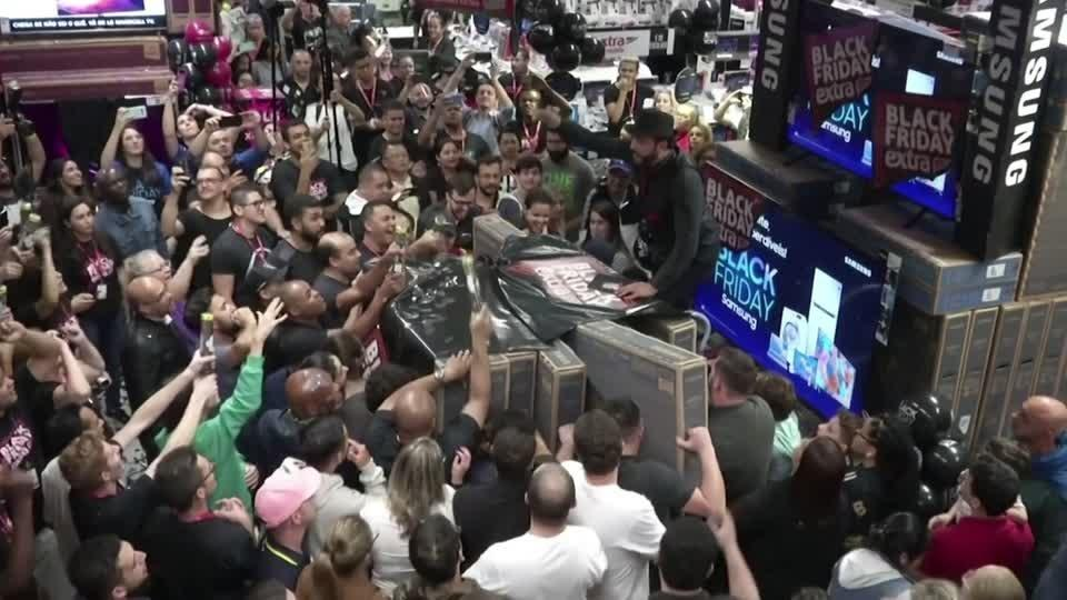 Black Friday's most memorable moments