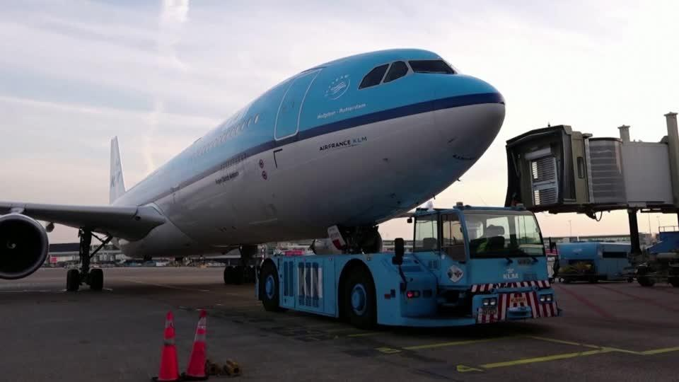 Air France-KLM gears up for vaccine surge