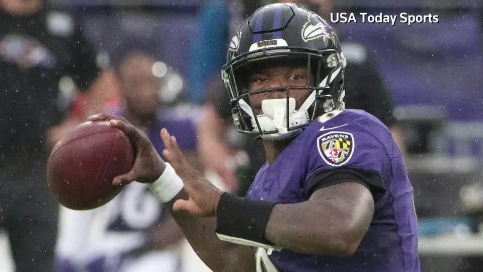 Lamar Jackson tests positive for COVID-19: NFL