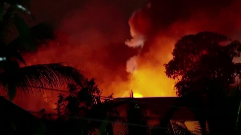 Sri Lanka prison riot leaves at least eight dead