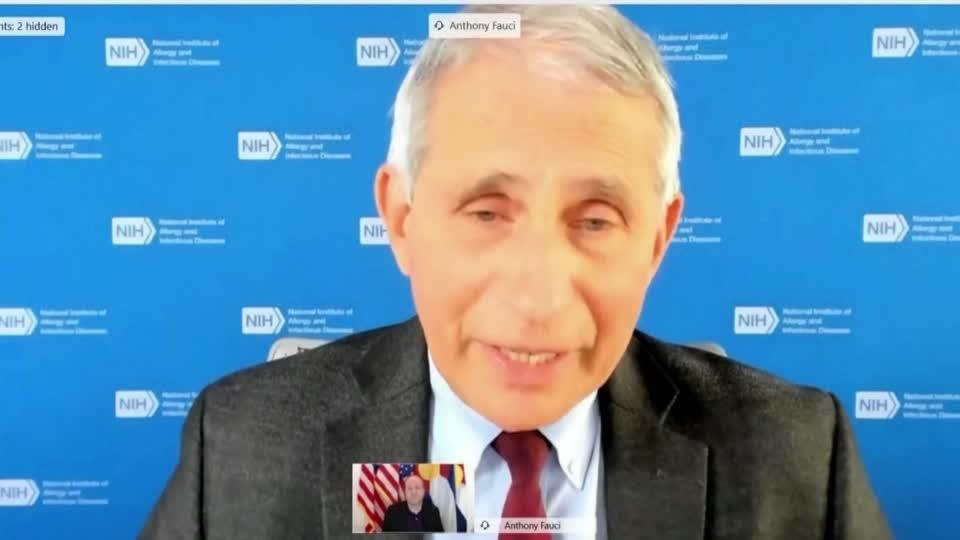 We will likely see 'a surge upon a surge' -Fauci