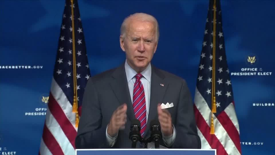 Amid 'dire' jobs report, Biden urges quick action on COVID bill