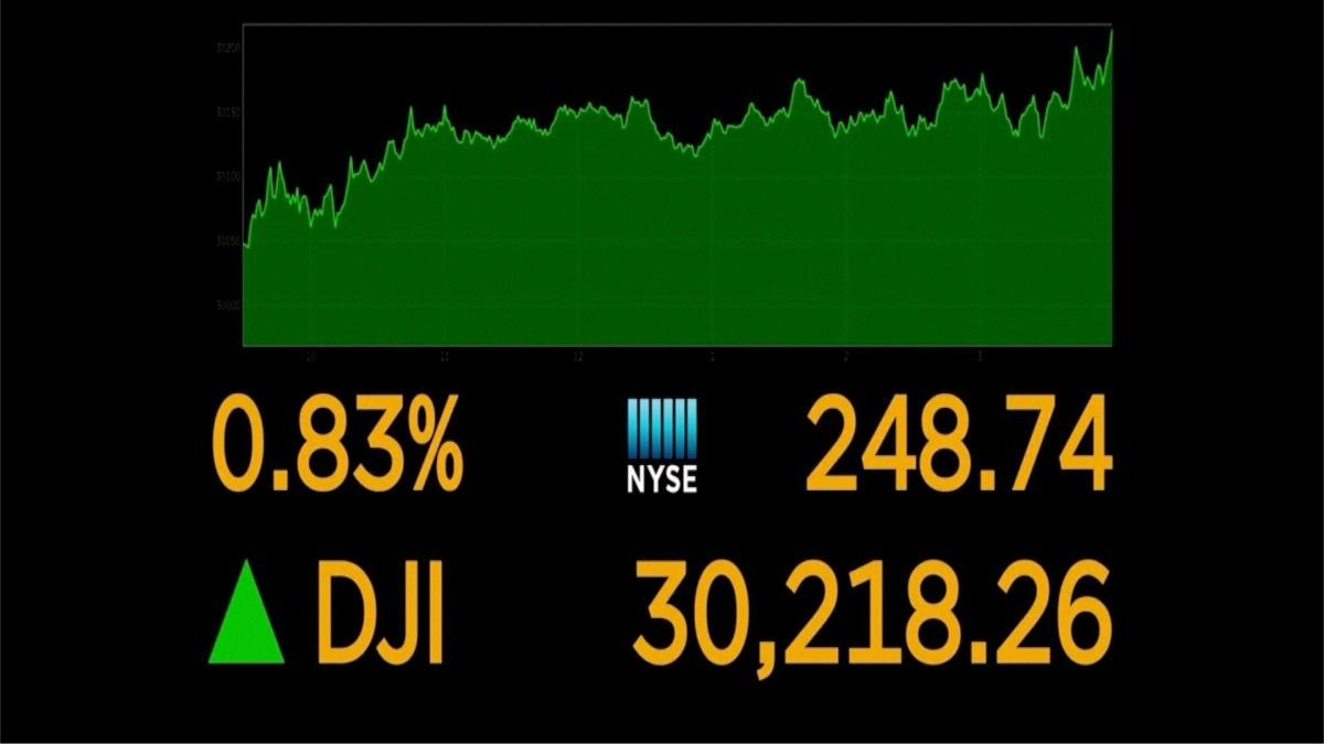 Record Wall Street highs despite dismal jobs data