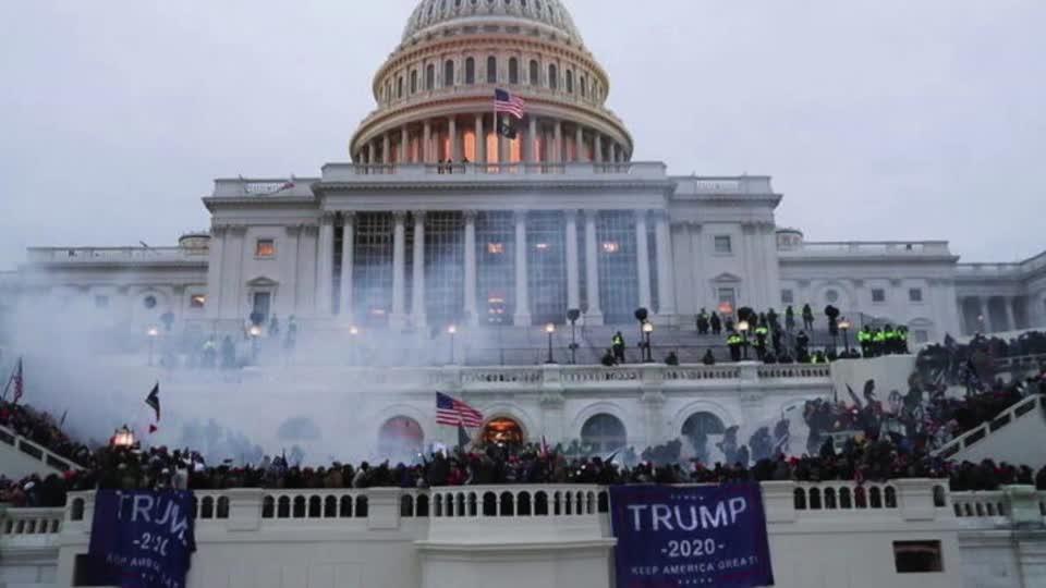 Inside Congress as mayhem descended