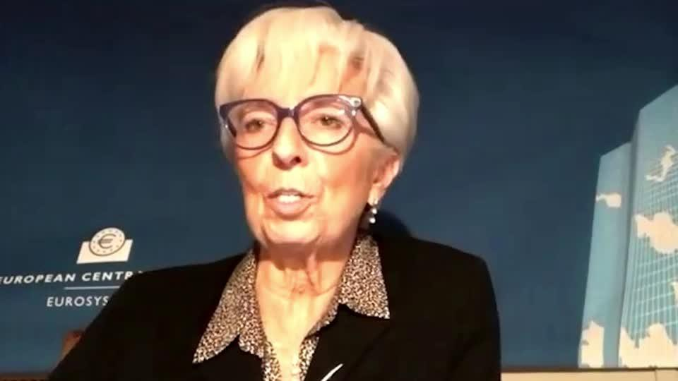 "ECB's Lagarde says bitcoin conducted ""funny business"""