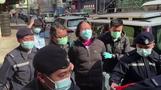 香港警察が弁護士ら11人逮捕、民主活動家の「逃走をほう助」(字幕・14日)