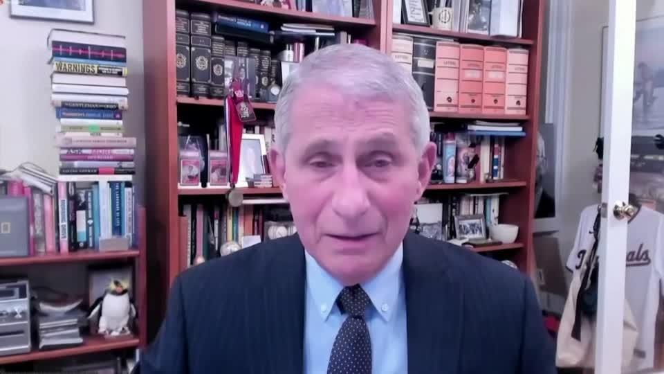 U.S. to join COVAX and remain in WHO: Fauci