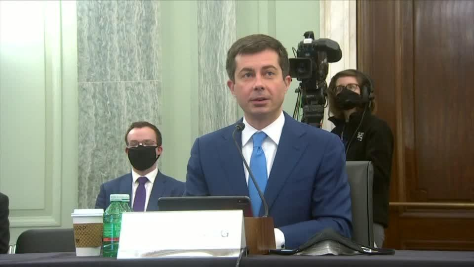 Buttigieg: 'Now is the time' to improve infrastructure