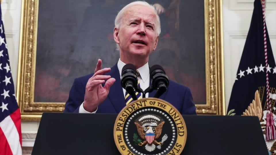 Biden orders assessment of U.S. domestic terrorism risk