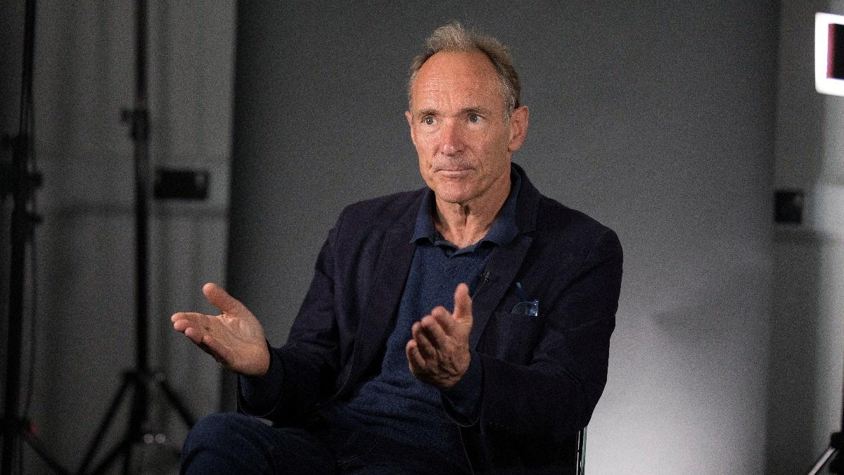 Father of the Web prepares a 'do-over'