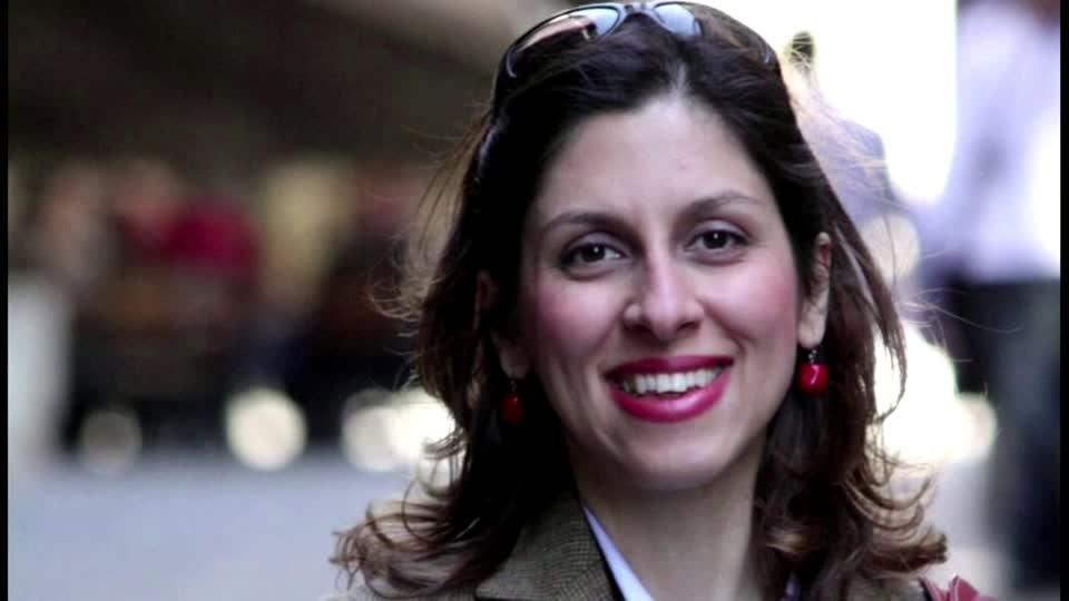 Iran frees British-Iranian aid worker, for now