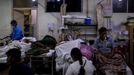 印度新冠疫情形势严峻 医疗系统不堪重负
