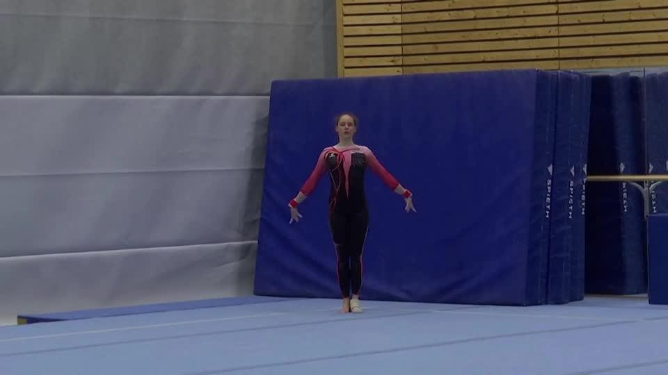 'It's my choice': German gymnast opts for full-body suit