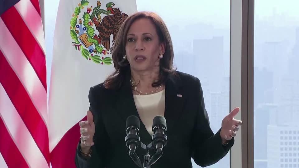 Harris calls Central America visit a 'success'