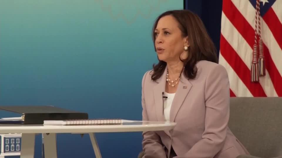 Federal legislation is 'critical' for voting rights -VP Harris
