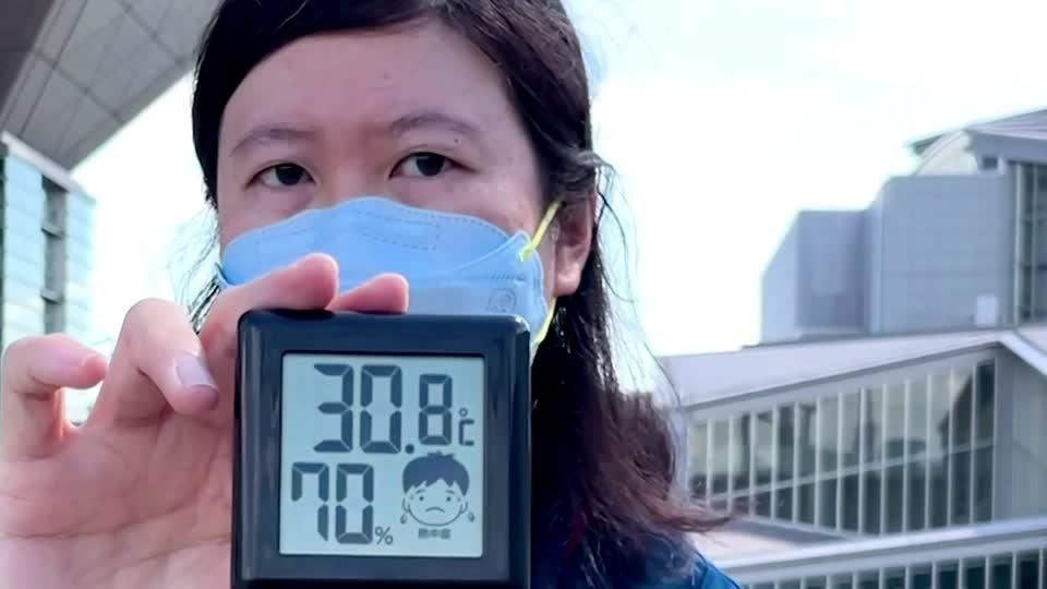 Covering the Tokyo Olympics in Japan's heat