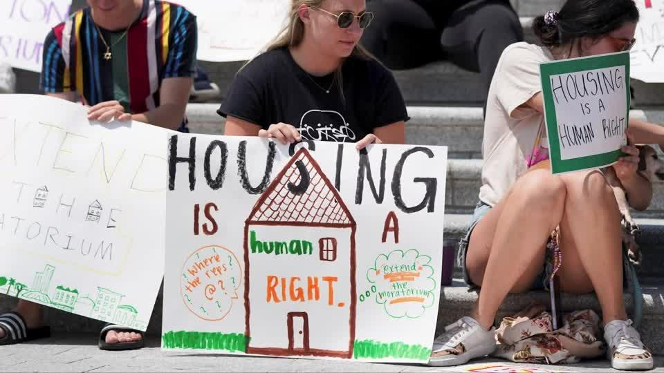 Federal ban on evictions expires