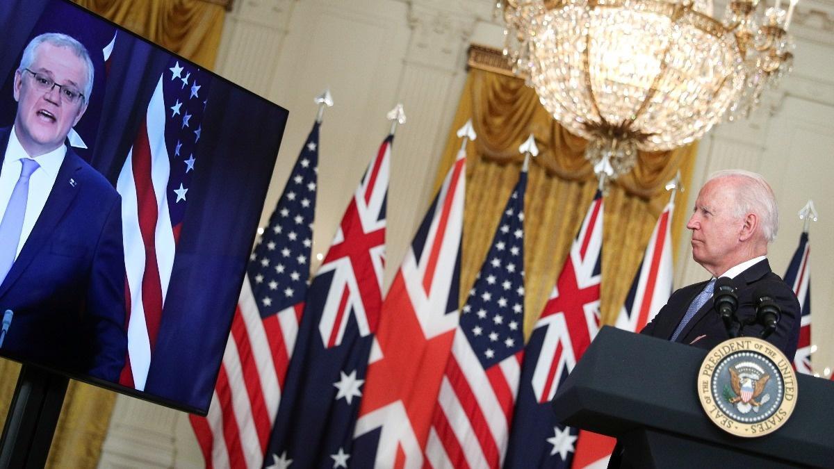 China, France rebuke U.S. nuclear sub pact AUKUS