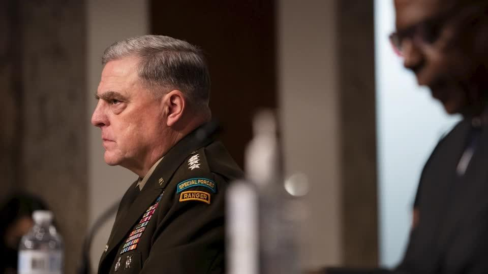 U.S. military leaders grilled on Afghanistan pullout