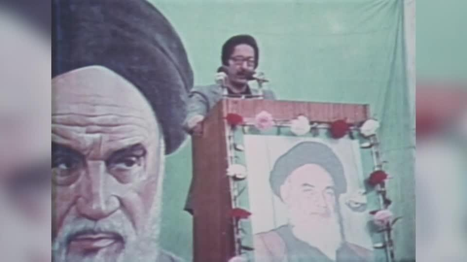 Former Iranian President Bani-Sadr dies in Paris