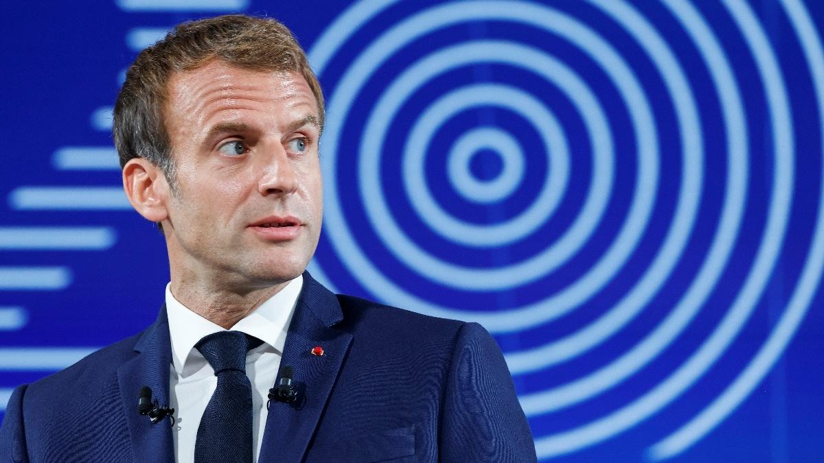 """Macron launches """"France 2030"""" investment plan"""