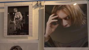 NY pop-up celebrates 75th anniversary of Bowie's birth