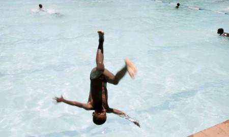 Apartheid legacy drowning South Africa's black swimmers