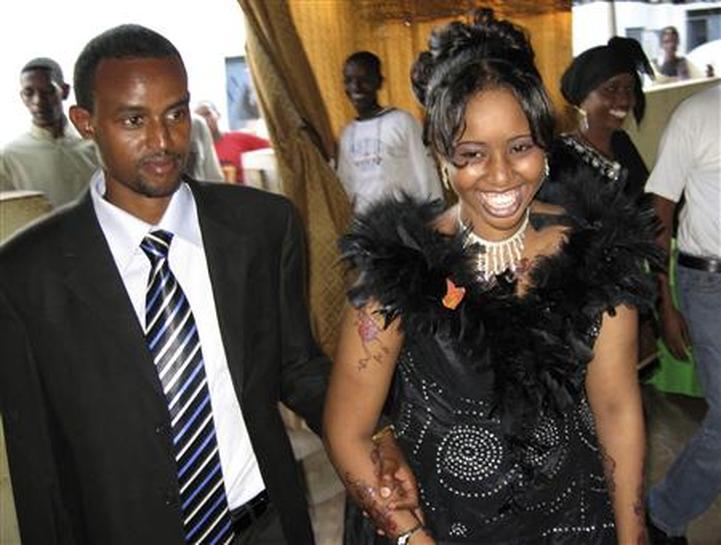 WITNESS: Getting married in Somalia's war zone - Reuters