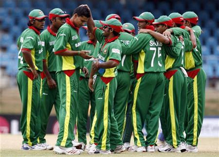Bangladesh Victory Knocks Out India From Cup Reuters
