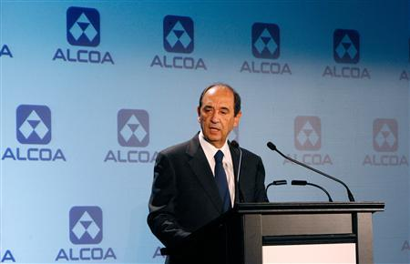 Alcoa-Alcan deal aims to forge aluminum powerhouse - Reuters