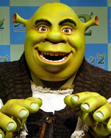 Shrek on a diet in McDonald's Happy Meal gig - Reuters