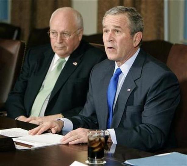 Multimillionaire Bush's wealth eclipsed by Cheney - Reuters