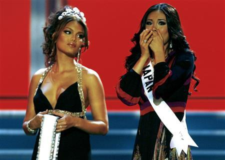 Japan\'s Mori wins troubled Miss Universe contest | Reuters