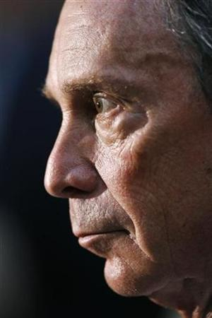 New York Mayor Michael Bloomberg attends a press conference in New York July 18, 2007. REUTERS/Lucas Jackson