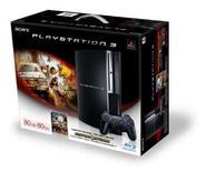 <p>O console PlayStation 3 da Sony, versão de 80 gigabytes. Pesquisadores da Unicamp interligaram 12 consoles de videogames PlayStation 3 para desenvolver simulações que ajudam no estudo da interação de anestésicos locais utilizados em odontologia com membranas celulares. Photo by $Byline$</p>