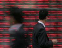 <p>As ações asiáticas tiveram uma forte queda nesta sexta-feira, com destaque negativo para os papéis do setor financeiro, depois que a piora na avaliação do Citigroup espalhou temores sobre novas consequências dos problemas no mercado de crédito. Photo by Michael Caronna</p>