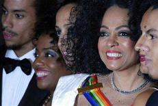 <p>Singer Diana Ross (3rd R) arrives on the red carpet with members of her family for the Kennedy Center Honors show in Washington December 2, 2007. The 2007 honorees are pianist Leon Fleisher, actor Steve Martin, Ross, film director Martin Scorsese and musician Brian Wilson. REUTERS/Jonathan Ernst</p>