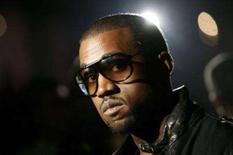 <p>Kanye West e Amy Winehouse lideram indicações ao Grammy. O rapper Kanye West recebeu oito indicações para a 50a edição do Grammy Awards, principal prêmio da indústria musical, informaram os organizadores nesta quinta-feira. Foto do Arquivo. Photo by Eric Thayer</p>